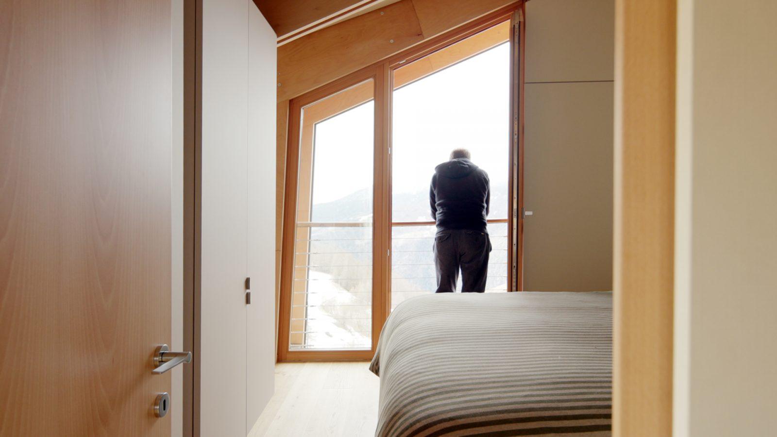LeapHome Chamois bedroom window