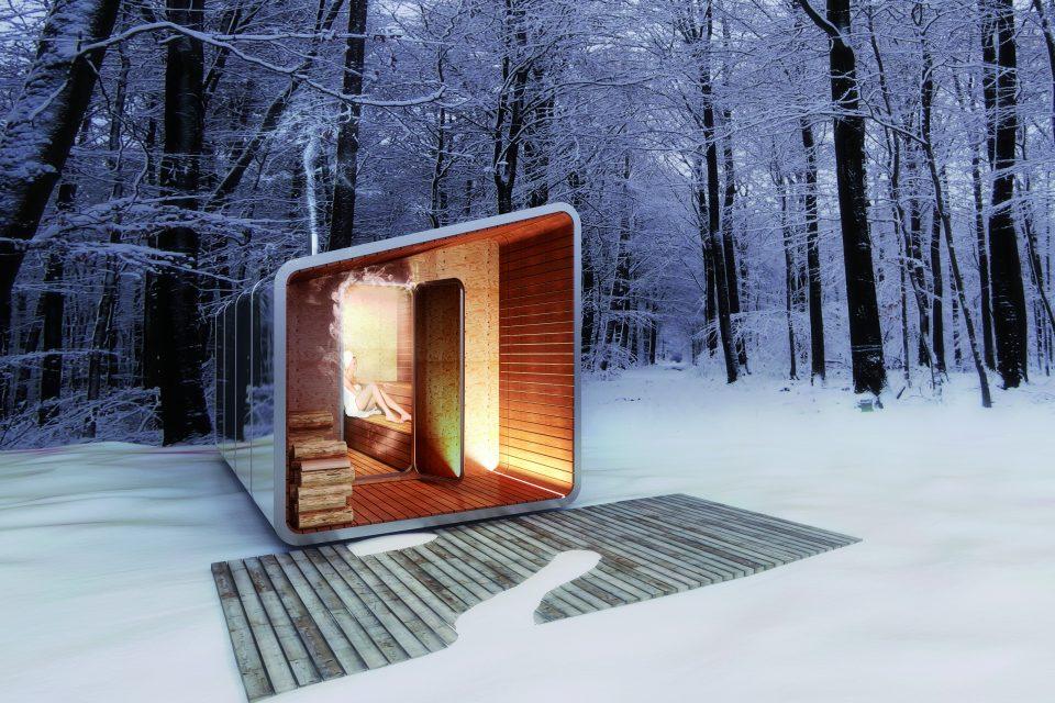 LeapHome Products: Nest - Sauna