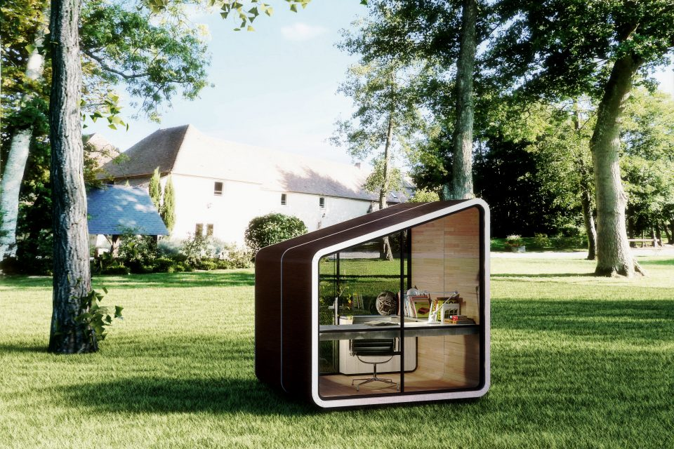 LeapHome Products: Nest - Office Pod
