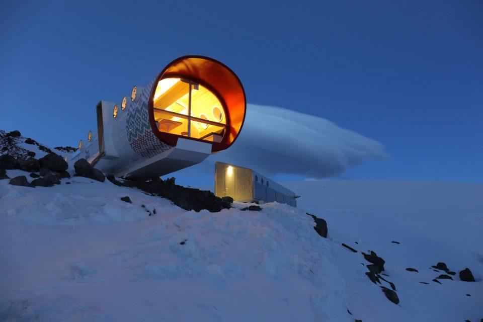 LeapRus - Leap models: Hut, Nest