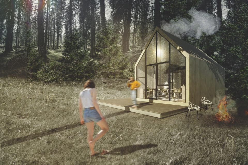 LeapHome Products: Residential Cabin